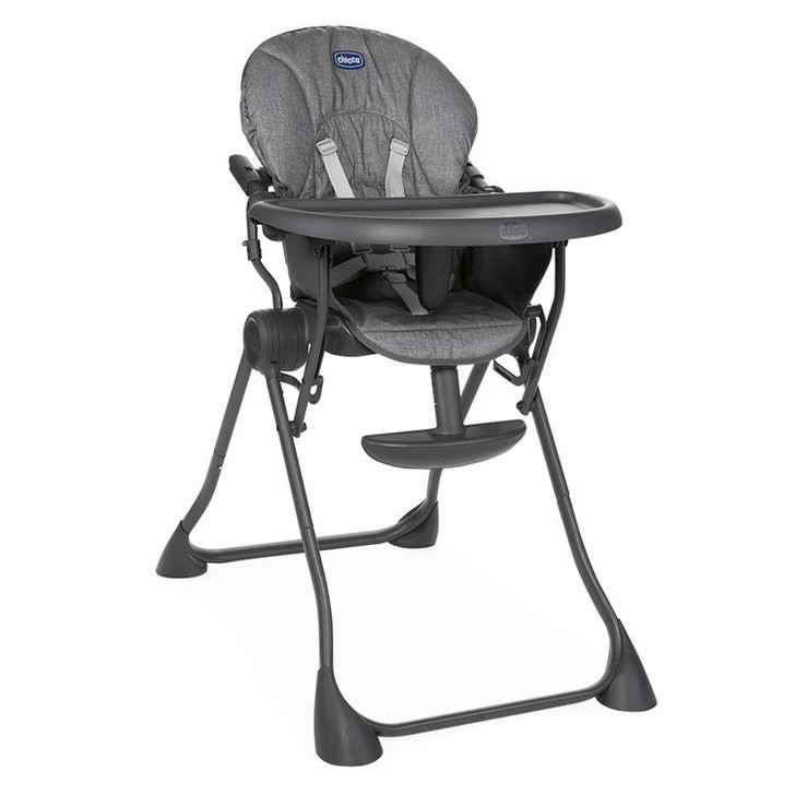 Pocket Meal Highchair Stone