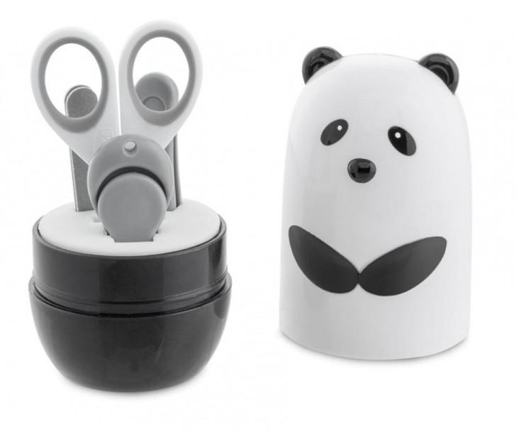 Panda Manicure Set