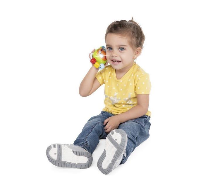 Puppy Phone Rattle
