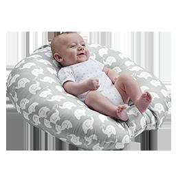 Hug & Nest Pillow logo