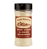 Sour Cream & Onion Popcorn Seasoning - 5 Oz