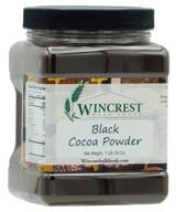Black Cocoa Powder Tub