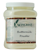 Buttermilk Powder - 2.5 Lb tub
