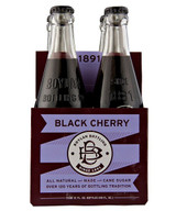 Boylan Cane Sugar Soda (Black Cherry) 6/4 packs