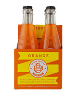 Boylan Cane Sugar Soda (Orange) 6/4 packs