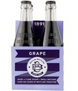 Boylan Cane Sugar Soda (Grape) 6/4 packs