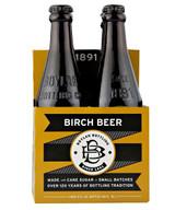 Boylan Cane Sugar Soda (Birch Beer) 6/4 packs