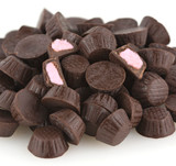 Mini Dark Chocolate Raspberry Cups