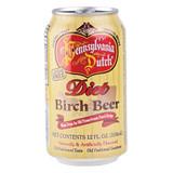 PA Dutch Diet Birch Beer - 24 Cans