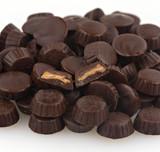 Mini Dark Chocolate Peanut Butter Cups