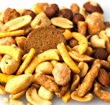 Nutty Crunch Snack Mix - 4 Lb