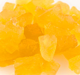 Candied Pineapple Wedges ~ 1 Lb Tub
