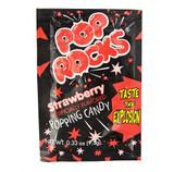 Pop Rocks, Strawberry - 24 ct