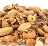 Deluxe Mixed Nuts - Roasted and Salted