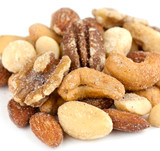 Premium Mixed Nuts - Roasted and Salted