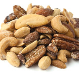 Mixed Nuts w/ Peanuts - Roasted and Salted