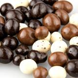 Tri Colored Espresso Beans