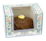 8 Oz - Milk Chocolate Vanilla Buttercream Egg