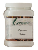 Epsom Salt - Food Grade - 4 Lb Tub