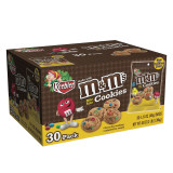 Keebler M&M Cookies - 30 ct