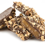 Asher's Milk Chocolate Almond Buttercrunch - No Sugar Added - 6 Lb Box