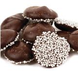 Asher's Dark Chocolate Nonpareils - 8 Lb Box