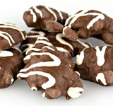 Milk Chocolate Pecan Caramel Patties - No Sugar Added