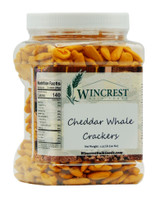 Cheddar Whales - 1.25 Lb Tub