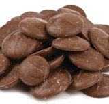 Merckens Chocolate Coating Wafers - 50 Lb Case