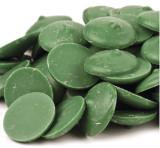 Alpine Dark Green Coating Wafers - 25 Lb Case