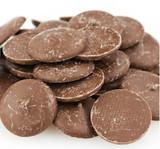 Alpine Milk Chocolate Wafers - 25 Lb Case