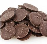 Alpine Dark Chocolate Wafers - 25 Lb Case