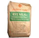 Medium Rye Pumpernickel Flour - 50 Lb