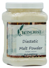 Diastatic Dry Malt Powder - 2.5 Lb Tub