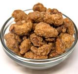 HoneySalt Candied Cashews