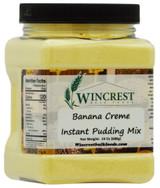 Banana Creme Pudding - 1.5 Lb Tub