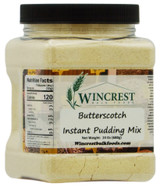 Instant Butterscotch Pudding - 1.5 Lb