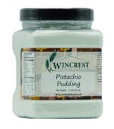 Instant Pistachio Pudding - 1.5 Lb Tub