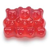 Strawberry Gummi Bears - 5 Lb