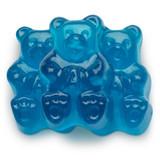 Blue Raspberry Gummi Bears - 5 Lb
