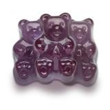 Concord Grape Gummi Bears - 5 Lb