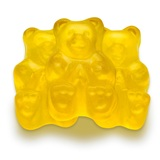 Mango Gummi Bears - 5 Lb