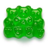 Green Apple Gummi Bears - 5 Lb