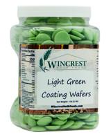 Light Green Mercken 3 Lb Tub