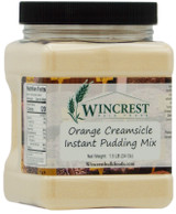 Instant Orange Creamsicle Pudding - 1.5 Lb Tub