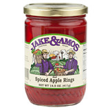 Spiced Red Apple Rings - 14.5 Oz ( Case of 12)