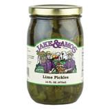 Lime Pickles - 16 Oz (Case of 12)