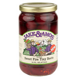 Pickled Sweet Fire Tiny Beets - 16 Oz (Case of 12)