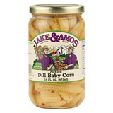 Pickled Dill Baby Corn - 16 Oz (Case of 12)