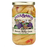 Pickled Sweet Baby Corn - 16 Oz (Case of 12)